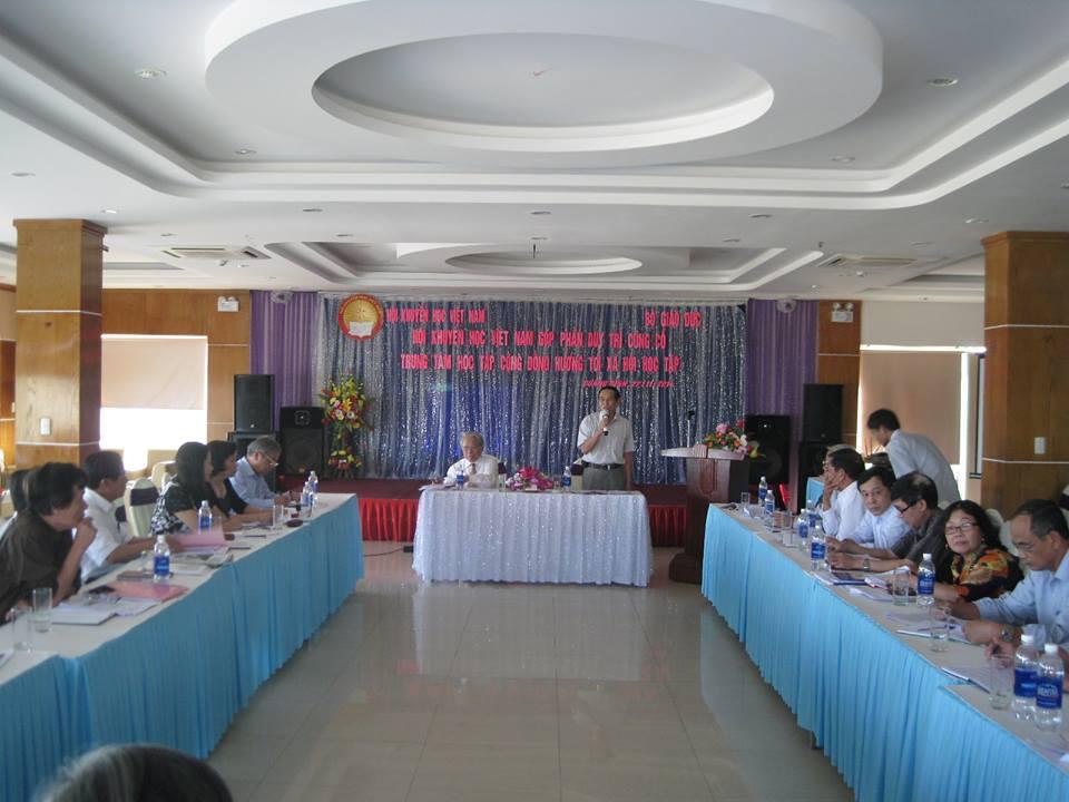 Hội Khuyến học Việt Nam góp phần duy trì củng cố trung tâm học tập cộng đồng hướng tới xã hội học tập