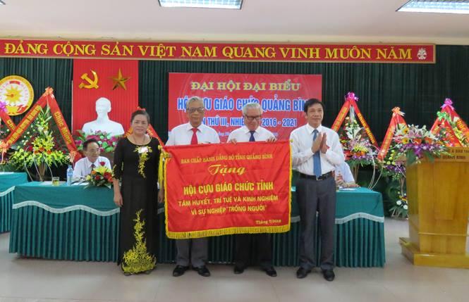 Hội Cựu giáo chức Quảng Bình 10 năm xây dựng và phát triển