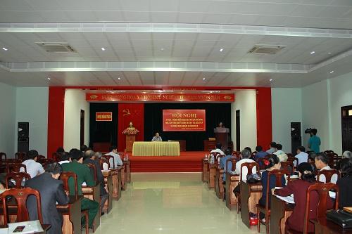 Hội Khuyến học huyện Quảng Trạch tổ chức Hội nghị sơ kết 3 năm triển khai các mô hình học tập ở cơ sở và triển khai nhiệm vụ năm 2019.
